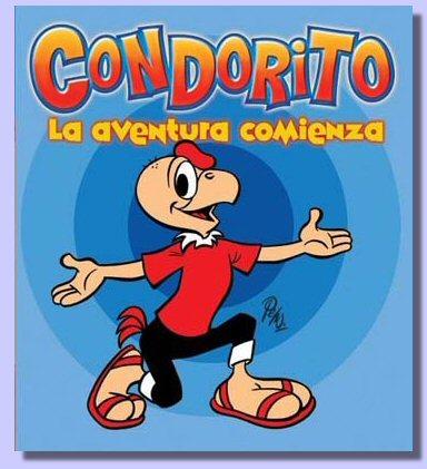 Plop!!! - Condorito.